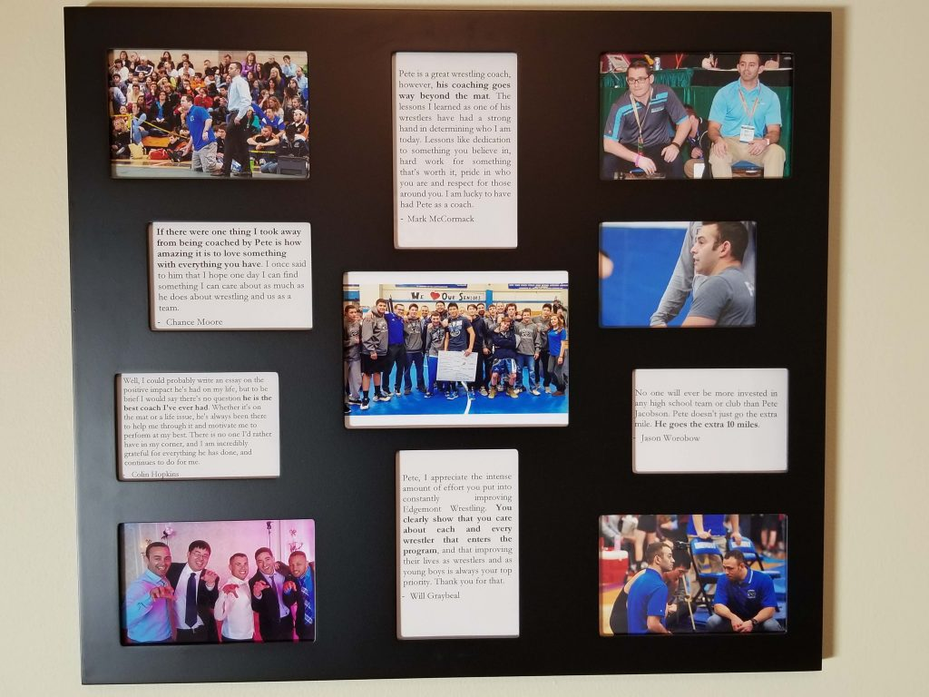The most important part of coaching you never knew you missed i hung the frame on the wall in my office where i see it everyday when planning our practices the funny thing is when i read the reflections from our jeuxipadfo Gallery